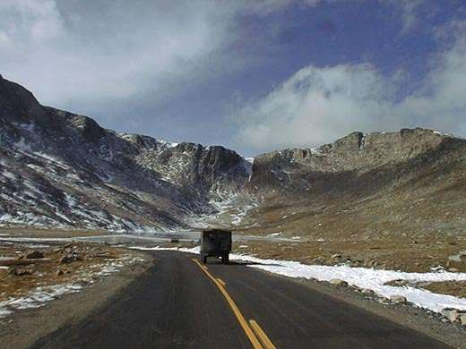 Rocky Mountain Moggers - Trip Report - Mt Evans Expedition
