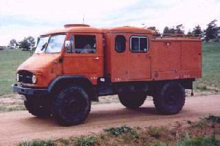 Rocky Mountain Moggers - Unimog Links