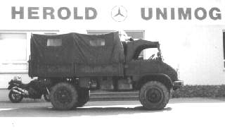 Glenn Murdock's Troop Carrier