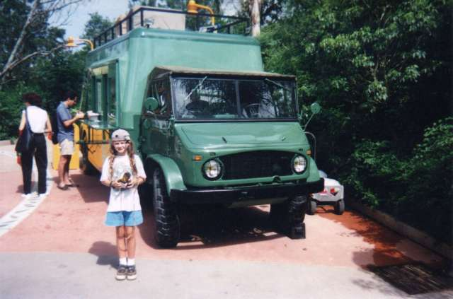 Walt Disney World Unimog